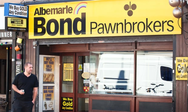 Albemarle and Bond shopfront
